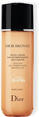 Dior Bronze Liquid Sun – Self-tanning Water – Sublime Glow Dior