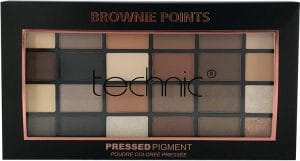 Technic Brownie Points Eyeshadow Palette Eye Shadow