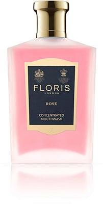 Floris Rose Mouth Wash Bath & Body
