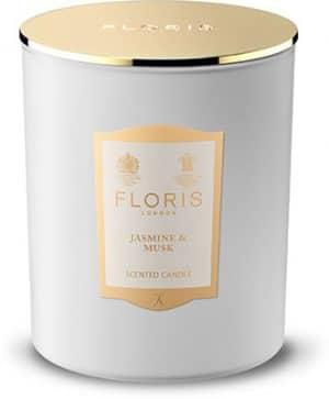 Floris Jasmine & Musk Candle Accessories