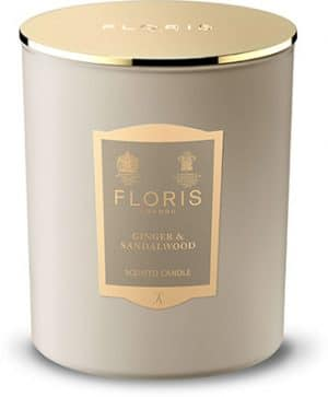 Floris Ginger & Sandalwood Candle Accessories