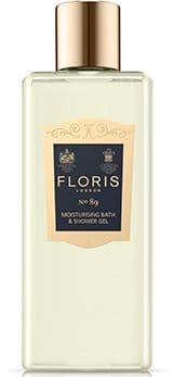 Floris No.89 Bath & Shower Gel Bath & Body