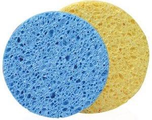 Nascita Cleaning Face Sponge Accessories