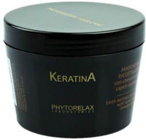 Phytorelax Keratin Deep Reconstructor Mask Bath & Body