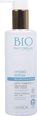 Phytorelax Hydro Avena Milk & Toner 2 In1 Cleansing & Masks