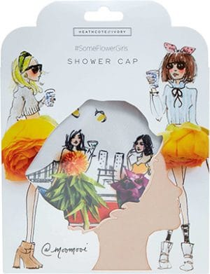 Heathcote & Ivory Meredith Wing Shower Cap Bath & Body