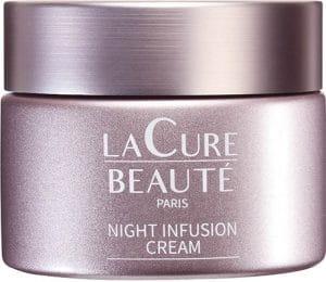 La Cure Beaute Night Infusion Cream Face Treatment