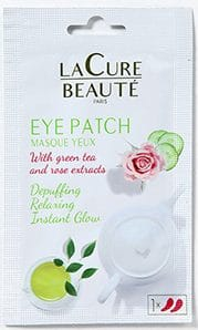 La Cure Beaute Eye Patches x3 Cleansing & Masks