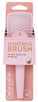 Lee Stafford BRUSH Coco Loco* Handbag Brush Accessories