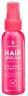 Lee Stafford Hair Apology* Intensive Care 10-in-1 Leave In Spray Bath & Body