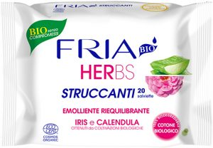 Fria  Bio Herbs Make – Up Remover Cleansing & Masks