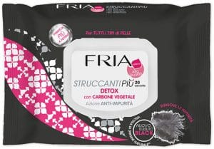 Fria  Make – Up Remover plus Detox Cleansing & Masks
