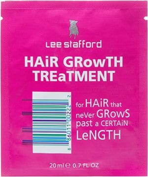 Lee Stafford Hair Growth* Treatment Sachet Bath & Body