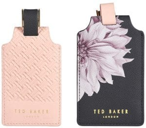 Ted Baker  Set of 2 Luggage Tags – Clove Accessories