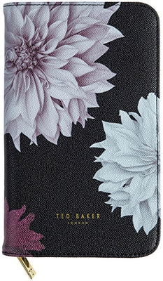 Ted Baker  Travel Documents Holder – Black/ Clove Accessories