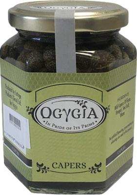Ogygia capers 220g Delicatessen