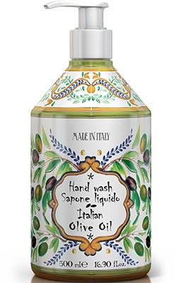 Maioliche  Hand Wash – Italian Olive Oil Bath & Body