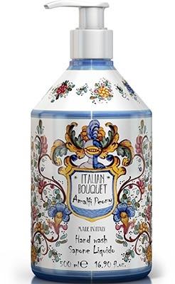 Maioliche  Hand Wash – Amalfi Peony Bath & Body