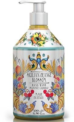 Maioliche  Hand Wash – Sicilian Orange Blossom Bath & Body