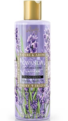 Nature & Arome  Bath & Shower Gel – Lavender Bath & Body