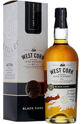 West Cork Black cask Irish blend Black Friday Wines & Spirits 2020 Offers