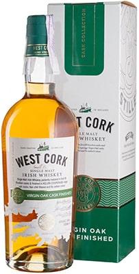 West Cork Virgin Oak Single Malt Black Friday Wines & Spirits 2020 Offers