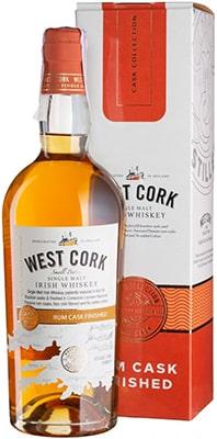 West Cork Rum cask Single Malt Black Friday Wines & Spirits 2020 Offers