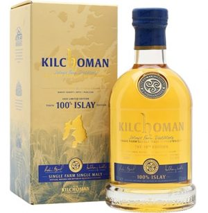 Kilchoman 100% Islay 10th Edition Black Friday Wines & Spirits 2020 Offers