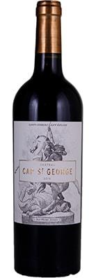 Chateau Cap Saint George 2016 ( St Emilion ) Black Friday Wines & Spirits 2020 Offers