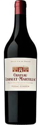 Chateau Lespault Martillac 2014 ( Pessac ) Black Friday Wines & Spirits 2020 Offers