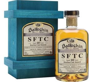 Ballechin bourbon cask Single Malt Whisky Spirits