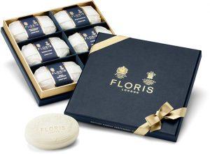 Floris Luxury Soap Collection Bath & Body