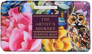 Heathcote & Ivory  The Artist's Journey- Scented Soap Bath & Body