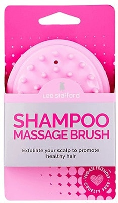 Lee Stafford BRUSH Core Pink* Shampoo Massage Brush Accessories