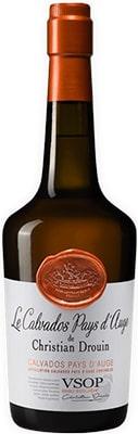 Christian Drouin Calvados Vsop Brandy