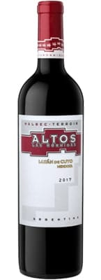 Altos Las Hormigas Malbec Terrior Lujan Red