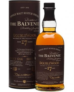 Balvenie 17 Double Wood Single Malt Whisky Spirits