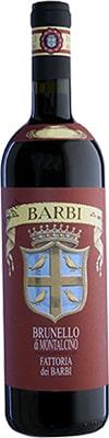 Barbi Brunello Di Montalcino Riserva 2007 Red
