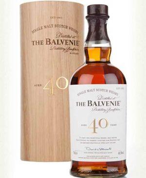 Balvenie 40 Single Malt
