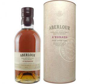 Aberlour A'Bunadh Single Malt Whisky Spirits