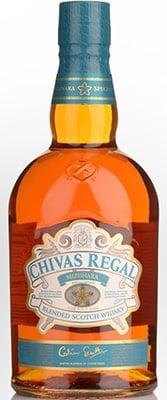 Chivas Regal Mizunara Cask Blend