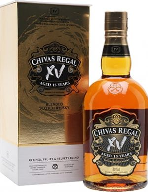Chivas Regal XV Gold Blend