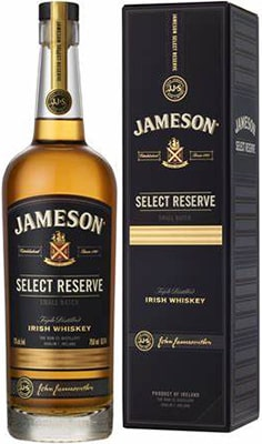 Jameson Select Reserve Blend