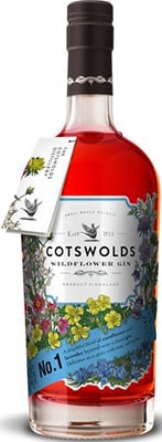 Cotswolds Wildflower Gin Gin