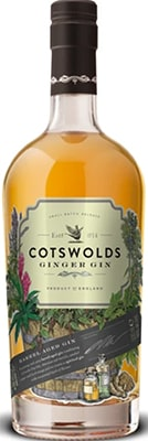 Cotswolds Ginger Gin Gin