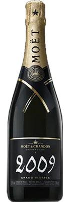 Moet Chandon Grand Vintage 2009 Champagne & Sparkling