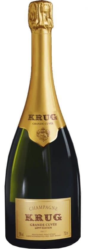 Krug Champange Champagne & Sparkling