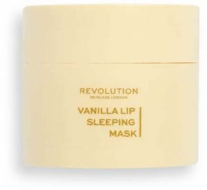 Revolution Vanilla Sleeping Lip Mask Cleansing & Masks