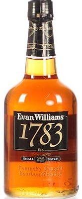Evan Williams 1783 Kentucky Bourbon Bourbon & Rye