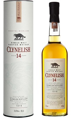 Clynelish 14 Single Malt